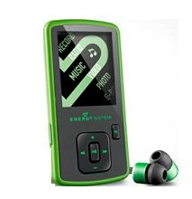 Energy Sistem Energy MP4 Slim 3 Nature-Green Music Player